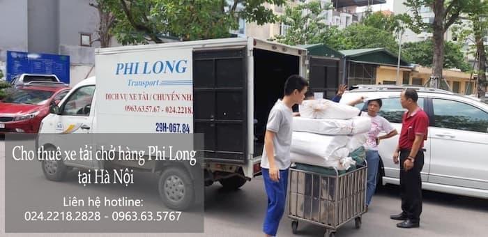 Dịch vụ Chở hàng giá rẻ của công ty Phi Long