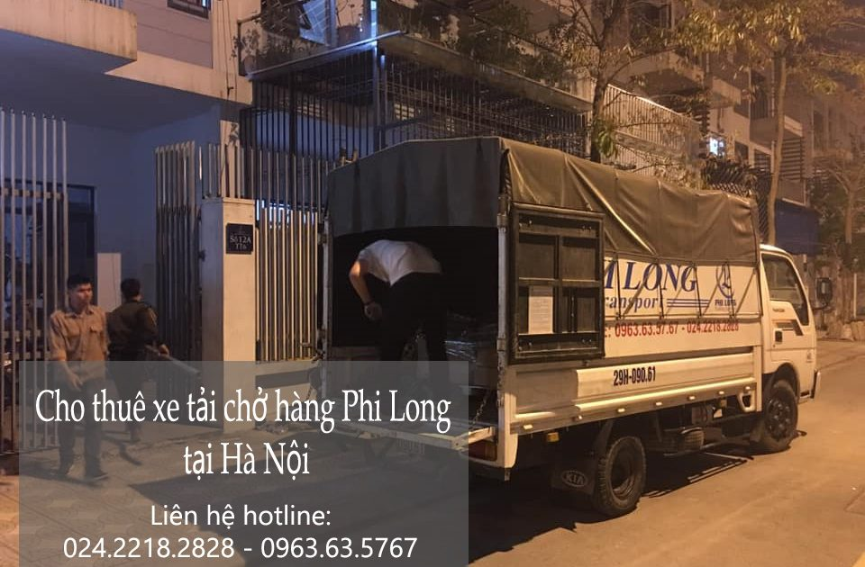 Dịch vụ cho thuê xe tải tại đường Vạn Hạnh