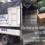 taxi tải chuyển nhà chuyên nghiệp tại quận Long Biên
