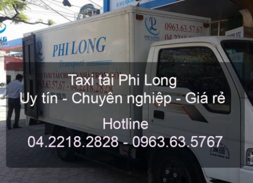 Dịch vụ cho thuê xe tải tại đường Thạch Cầu