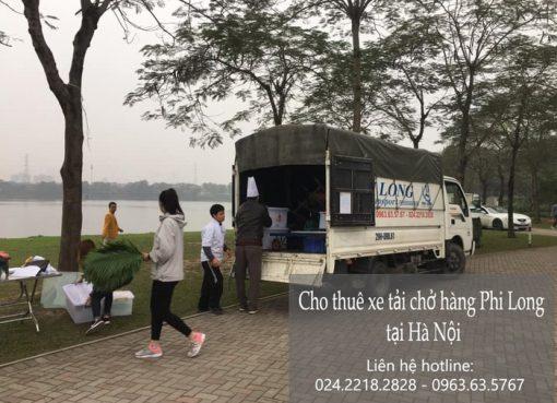 thuê xe chở hàng 5 tạ giá tốt tại Hà Nội