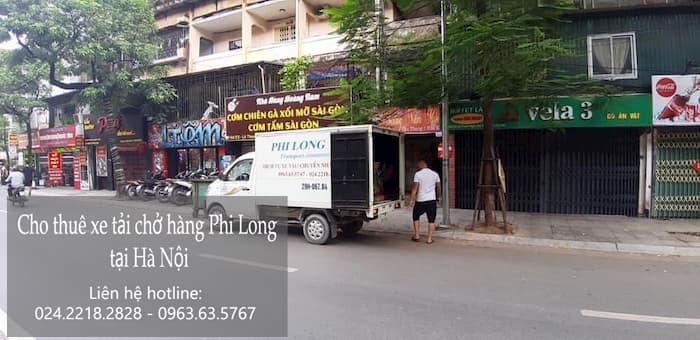 thuê xe tải Phi Long chuyên nghiệp tại Hà Nội