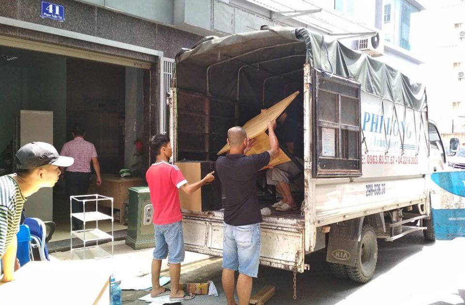 Thuê xe chở hàng 5 tạ phố Thanh Bảo đi Nam Định
