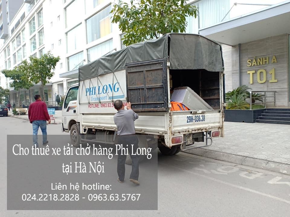 taxi tai gia re vận chuyển tại phố Hòe Nhai