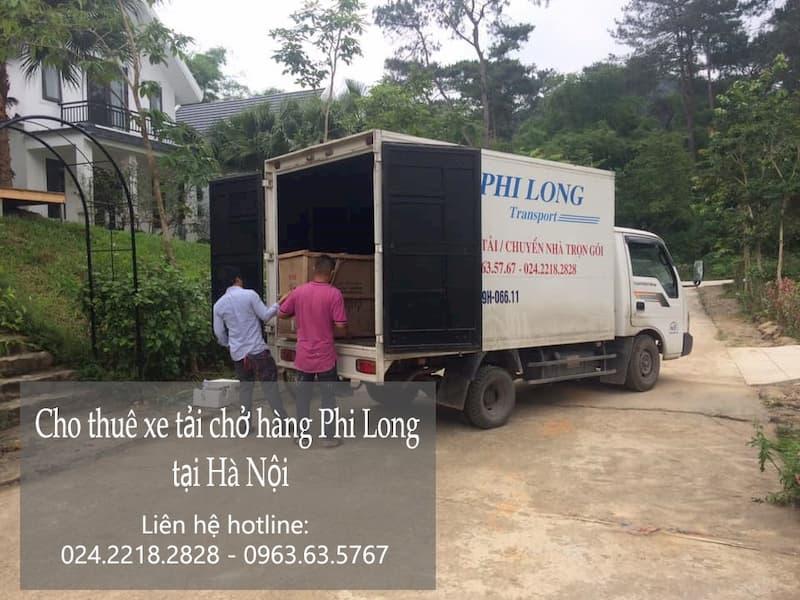 Dịch vụ taxi tải tại đường Trương Định đi Vĩnh Phúc