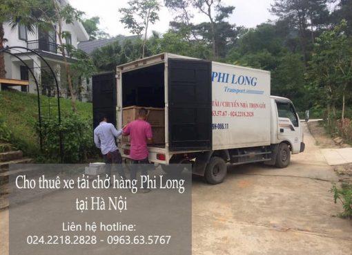 Phi Long hãng taxi tải, cho thuê xe tải giá rẻ chở hàng tại huyện Ba Vì.
