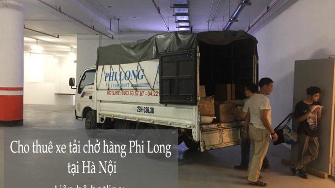 Taxi tải giá rẻ tại đường Bồ Đề đi Thái Bình