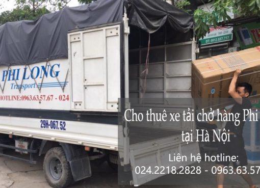 Thuê xe tải giá rẻ phố Nguyễn Khắc Hiếu đi Quảng Ninh