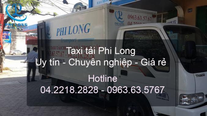 Cho thuê xe tải giá rẻ đường Phúc Diễn đi Gia Lâm.