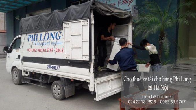 Taxi tải giá rẻ tại đường Lĩnh Nam đi Hưng Yên