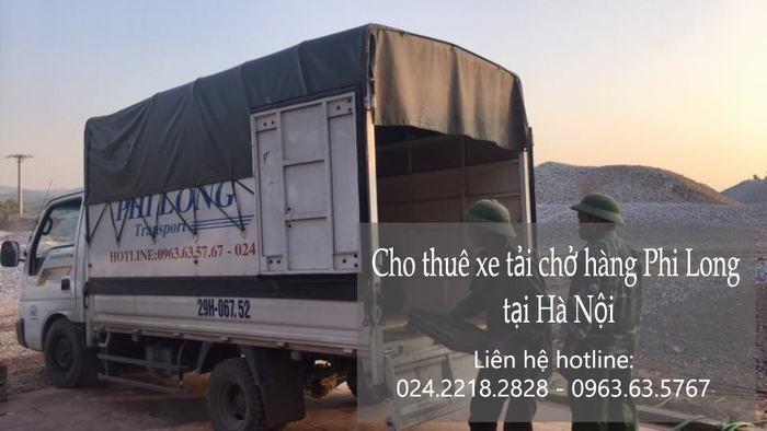 Cho thuê xe tải tại đường Tư Đình đi Ninh Bình