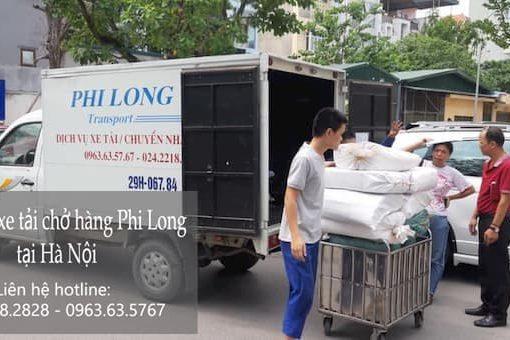 Dịch vụ cho thuê xe tải tại huyện Mê Linh