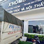 Cho thuê xe tải giá rẻ phố Chân Cầm đi Hòa Bình