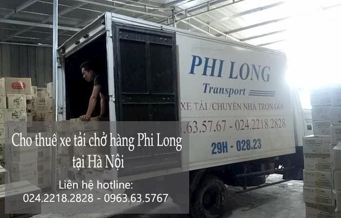 cho thuê xe tải tại huyện Thanh Oai