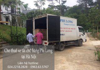 Dịch vụ cho thuê xe tải tại huyện Thạch Thất