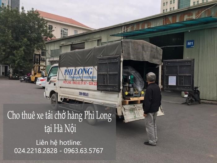 Cho thuê xe tải Phi Long giá rẻ phố Thanh Hà đi Hòa Bình