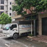Cho thuê xe tải phố Đinh Công Tráng đi Quảng Ninh