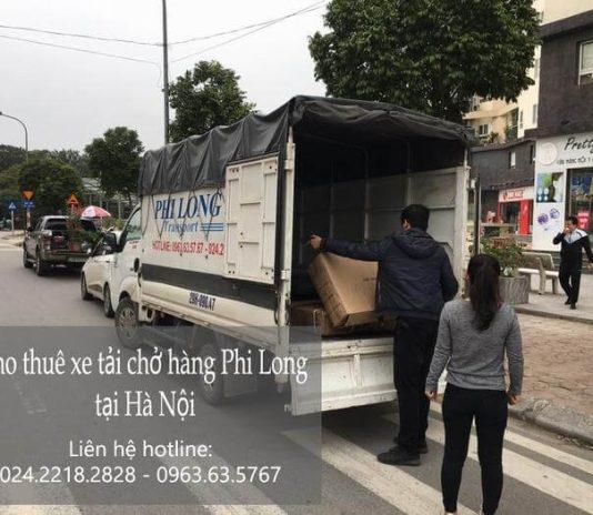 Cho thuê xe tải vận chuyển phố Hàng Mành đi Quảng Ninh