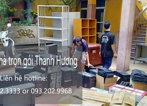 Cho thuê xe tải giá rẻ Phi Long tại đường Phạm Hùng đi Cà Màu