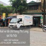 Cho thuê xe tải phố Ấu Triệu đi Quảng Ninh
