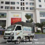 Cho thuê xe tải giá rẻ tại đường Tân Tụy đi Hải Phòng