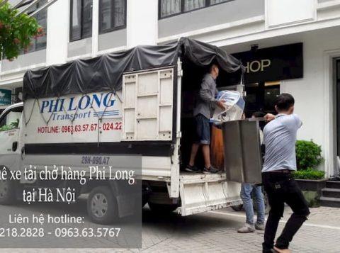 Cho thuê xe tải tại đường Tình Quang đi Hải Phòng