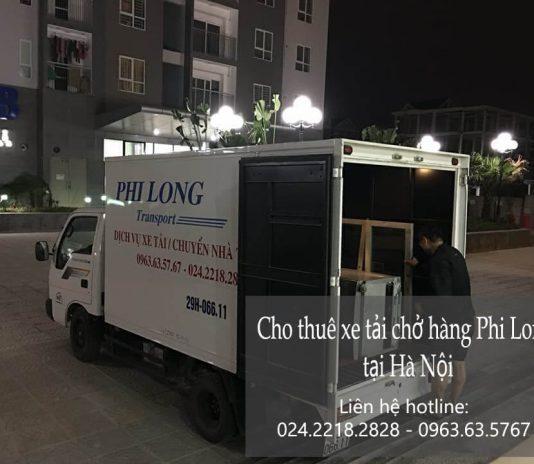 Cho thuê xe tải giá rẻ phố Hàng Chai đi Quảng Ninh