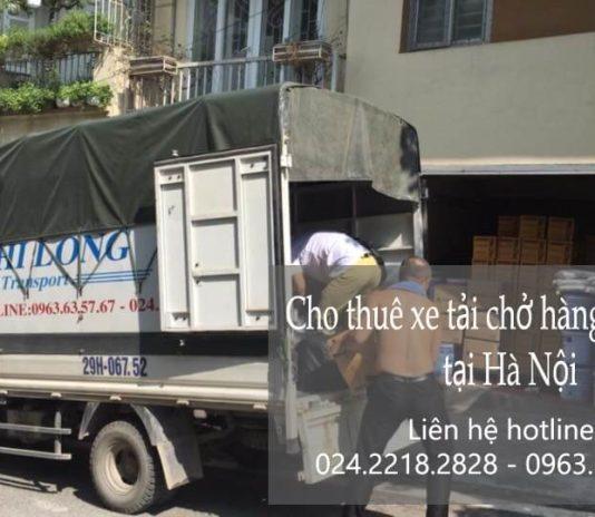 Cho thuê xe tải chất lượng phố Bát Đàn đi Quảng Ninh